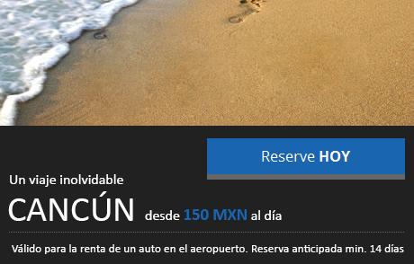 Renta de autos Cancún