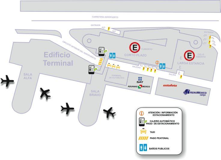 Parking Aeropuerto Tijuana